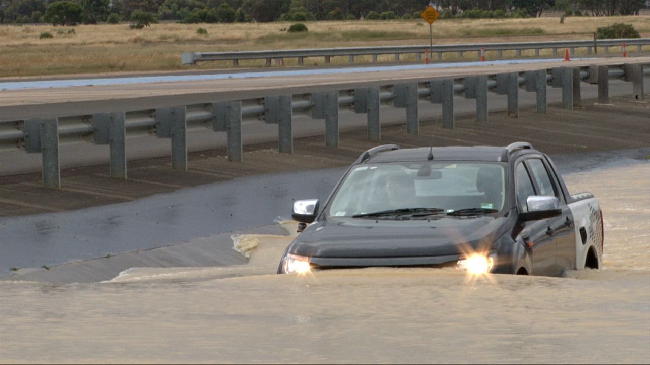 All-new Ford Ranger Gets Into Deep Water. (3/31/2011)