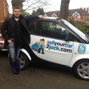 Jack With Smart Car