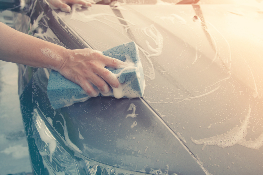 How to get spray paint or graffiti off a car - Jack's Blog