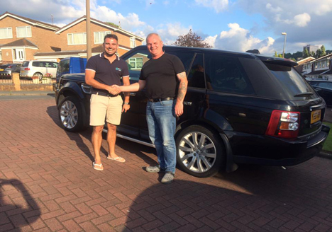 Jack buying range rover