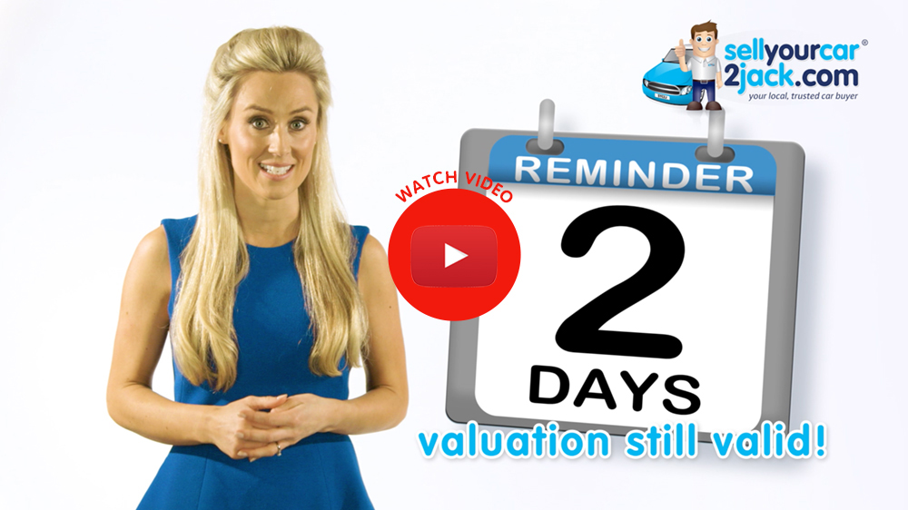 Your Valuation Is Valid For 2 More Days