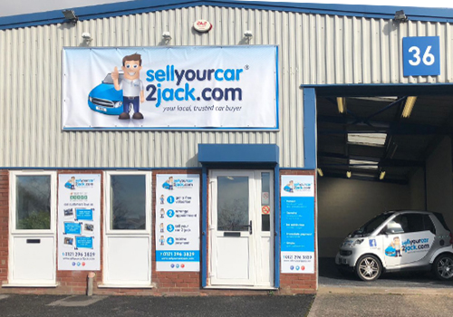 Sell Your Car 2 Jack Dudley